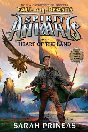 Fall of the Beasts 5: Heart of the Land de Sarah Prineas