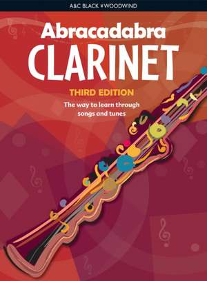 Abracadabra Clarinet (Pupil's book): The Way to Learn Throug