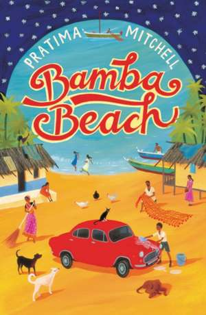 Mitchell, P: Bamba Beach