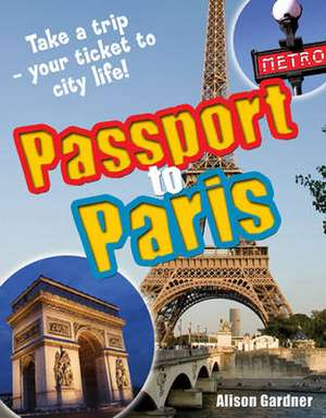 Passport to Paris!
