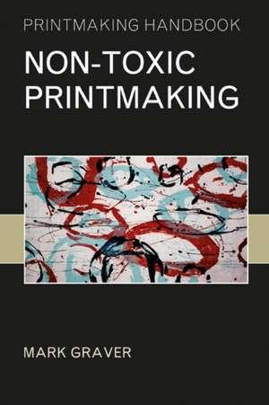 Non-toxic Printmaking imagine