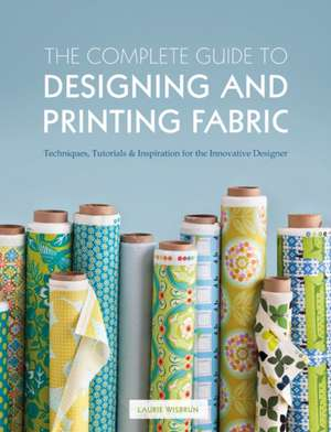 The Complete Guide to Designing and Printing Fabric imagine