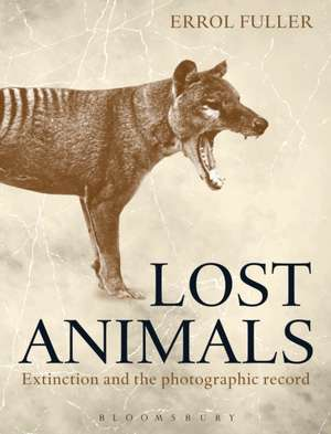 Lost Animals de Errol Fuller