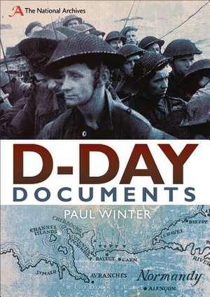 D-Day Documents de Dr Paul Winter