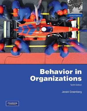 Behavior in Organizations imagine