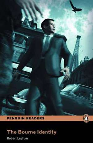 Level 4: The Bourne Identity Book and MP3 Pack de Robert Ludlum