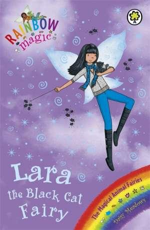Rainbow Magic: Lara the Black Cat Fairy de Daisy Meadows