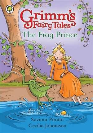 The Frog Prince de Saviour Pirotta