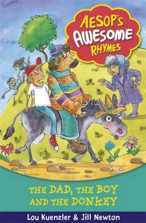 AESOPS AWESOME RHYMES 8 de Lou Kuenzler