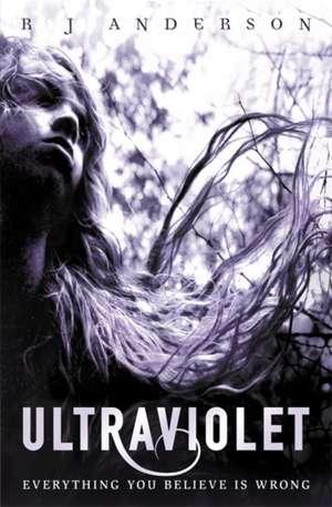Ultraviolet de R. J. Anderson