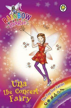 Rainbow Magic: Una the Concert Fairy de Daisy Meadows