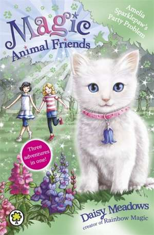 Amelia Sparklepaw's Party Problem de Daisy Meadows