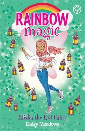 Rainbow Magic: Elisha the Eid Fairy de Daisy Meadows