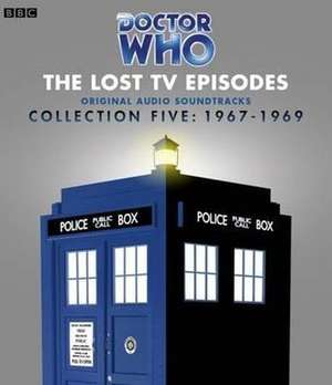Doctor Who Collection Five: The Lost Tv Episodes (