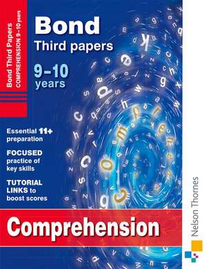 Hughes, M: Bond Comprehension Third Papers