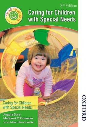 Good Practice in Caring for Children with Special Needs