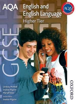 AQA GCSE English and English Language Higher Tier