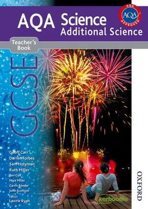 AQA Science GCSE Additional Science Teacher's Book