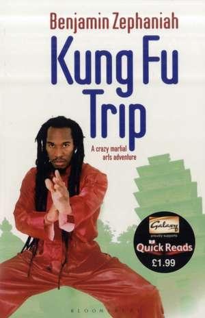 Kung Fu Trip de Benjamin Zephaniah
