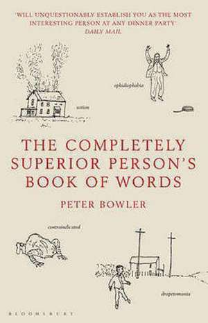 The Completely Superior Person's Book of Words imagine