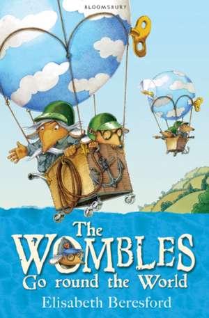 The Wombles Go round the World de Elisabeth Beresford