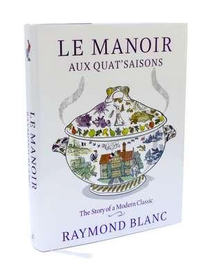 Le Manoir aux Quat'Saisons de Raymond Blanc