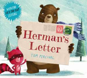 Herman's Letter de Tom Percival