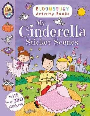 My Cinderella Sticker Scenes