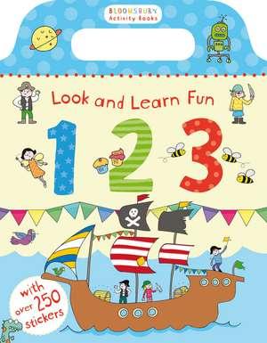 Look and Learn Fun 123 imagine