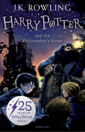 Harry Potter and the Philosopher's Stone de J. K. Rowling