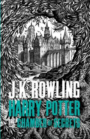 Harry Potter and the Chamber of Secrets, de J. K. Rowling