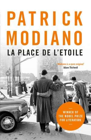 La Place de l'Étoile de Patrick Modiano