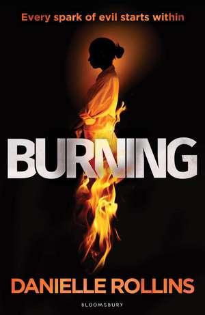 Burning de Danielle Rollins