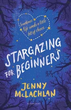 Stargazing for Beginners de Jenny McLachlan
