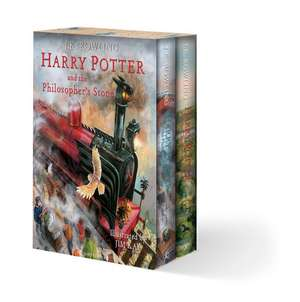 Harry Potter Illustrated Box Set de J. K. Rowling