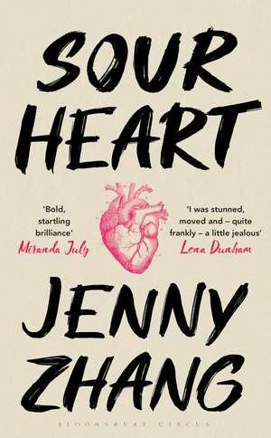 Sour Heart de Jenny Zhang
