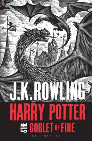 Harry Potter and the Goblet of Fire de J. K. Rowling