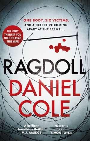 Ragdoll de Daniel Cole