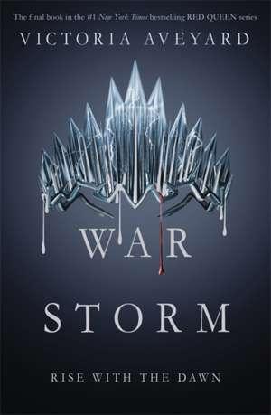 War Storm de Victoria Aveyard