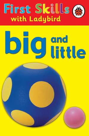 First Skills: Big and Little de Lesley Clark