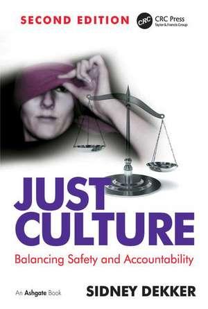 Just Culture imagine