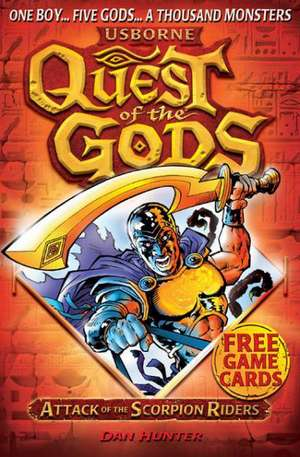 Quest of the Gods Book 1