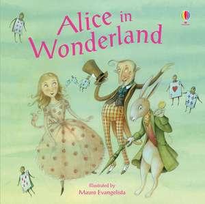 Alice in Wonderland de Lesley Sims