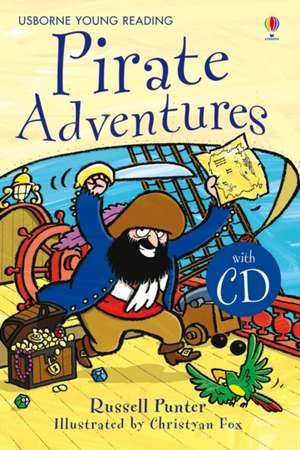 Pirate Adventures. Book + CD