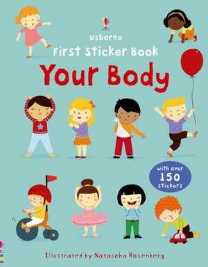 First Sticker Book imagine