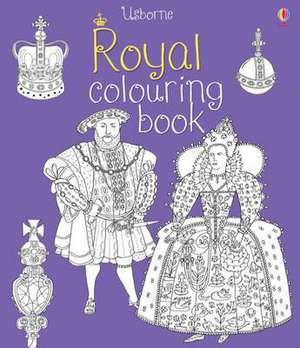 Reid, S: Royal Colouring Book imagine