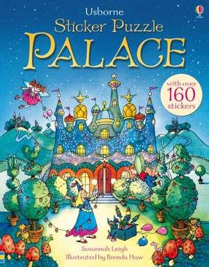 Sticker Puzzle Palace