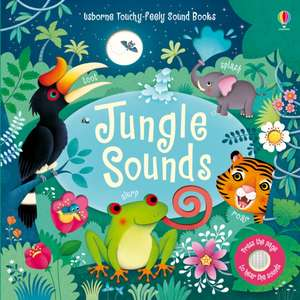 Jungle Sounds de Sam Taplin