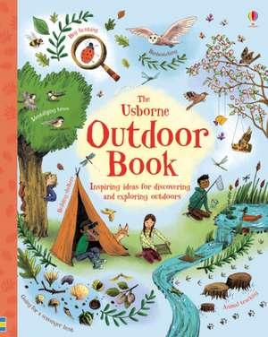 Outdoor Activity Book