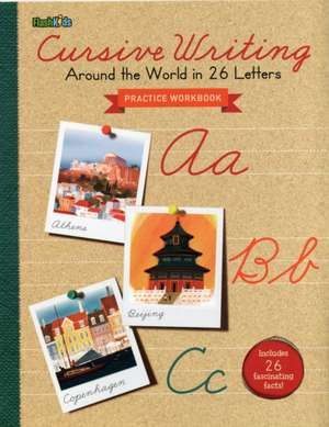 Cursive Writing Practice Workbook